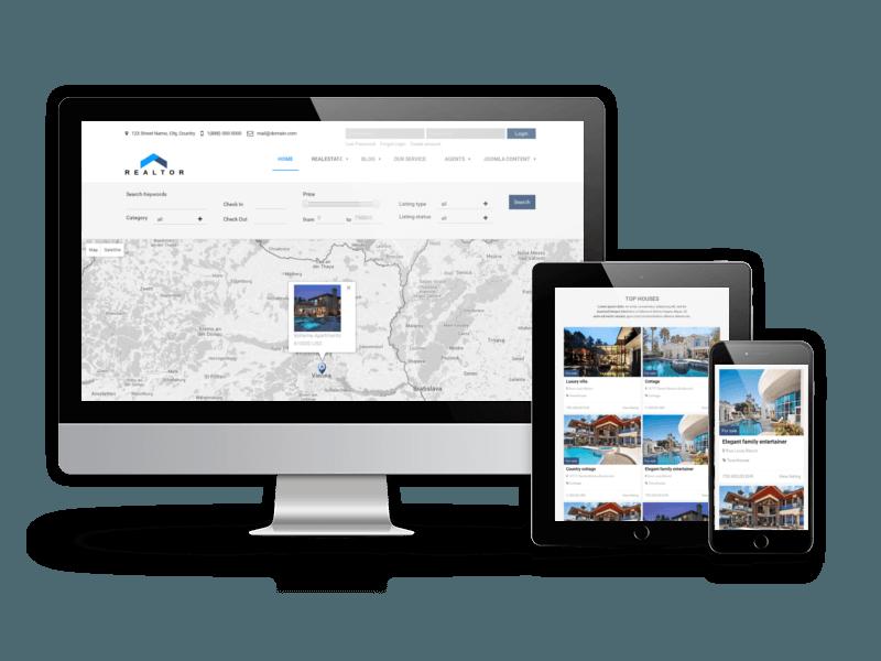 realtor websites